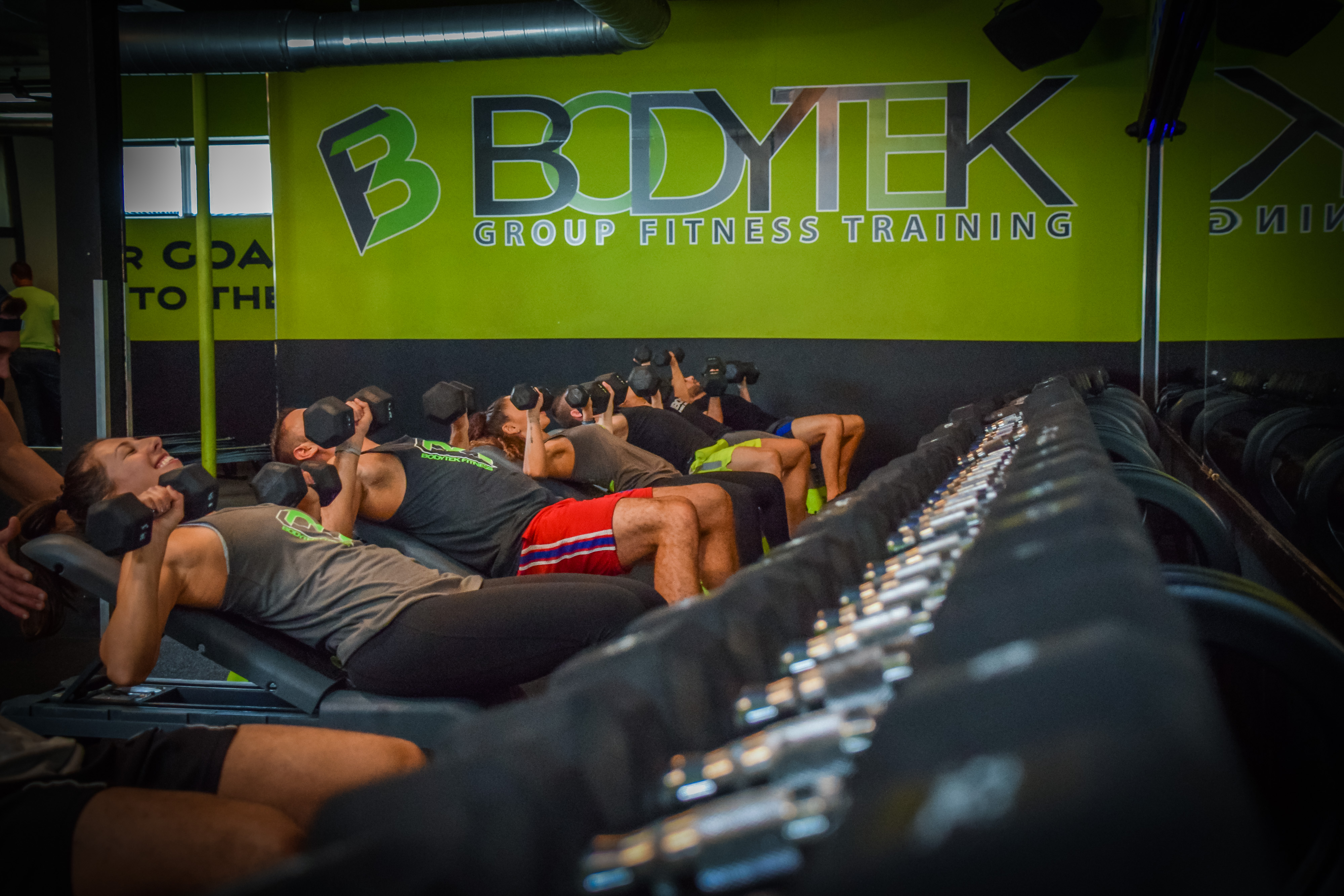 BodyTek Fitness HIIT | Best Fitness Classes | GYM | Circuit Training gym